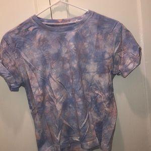 Tye dye shirt